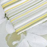 Комплект постельного белья TAC сатин delux  семейный размер Shadow olive, фото 2