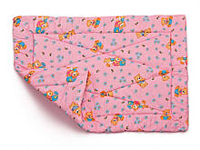 Детское закрытое силиконовое одеяло 110x140 T-51217
