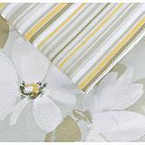 Комплект постельного белья TAC сатин delux  семейный размер Shadow olive, фото 3