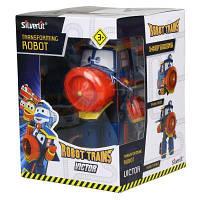 Трансформер Silverlit Robot Trains Виктор 10 см (80168)