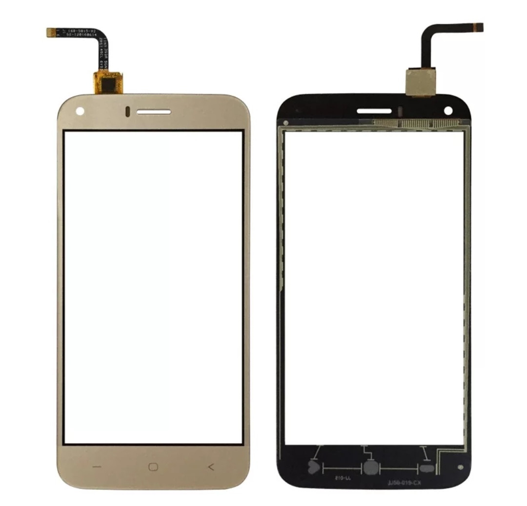Touchscreen (сенсор) для S-Tell M621 Золотий