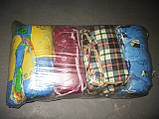 Дитяче ковдру закрите однотонне овеча вовна (Мікрофібра) 110x140 T-54769, фото 3