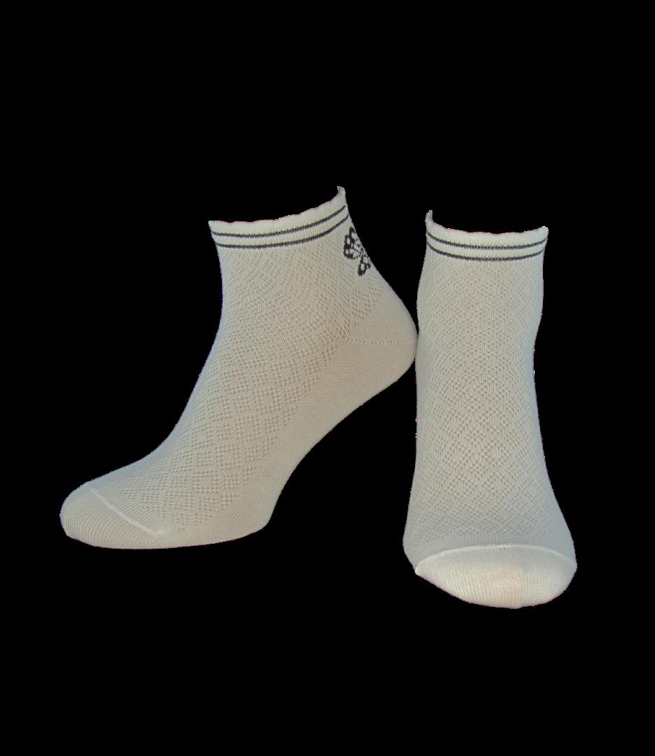 Носки женские Легка Хода 2237 Коралловые