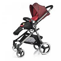 Универсальная детская коляска Evenflo Vesse Origina красная