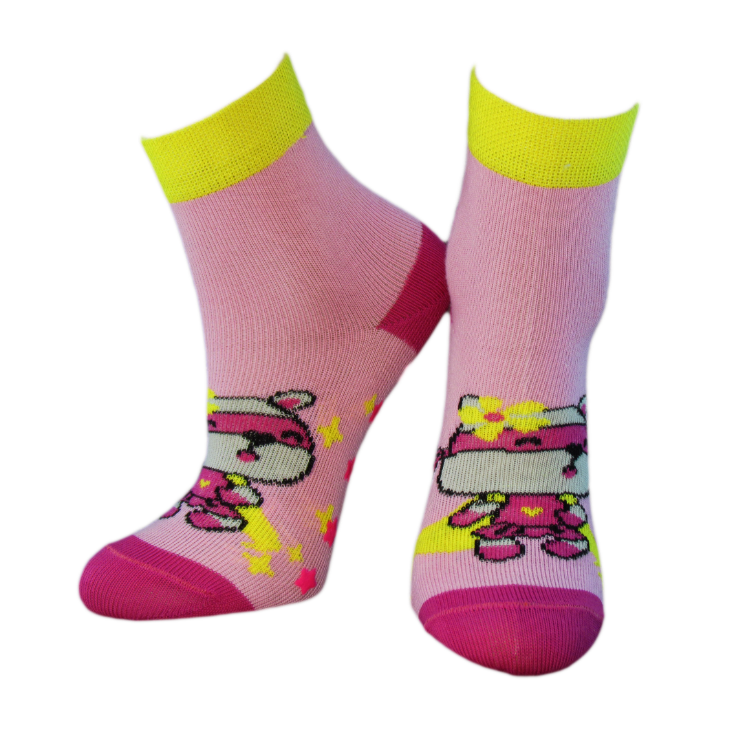 Детские носки АфРика 3104к 1052 Розовые