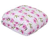 Одеяло закрытое овечья шерсть (Бязь) Двуспальное T-51309, фото 5