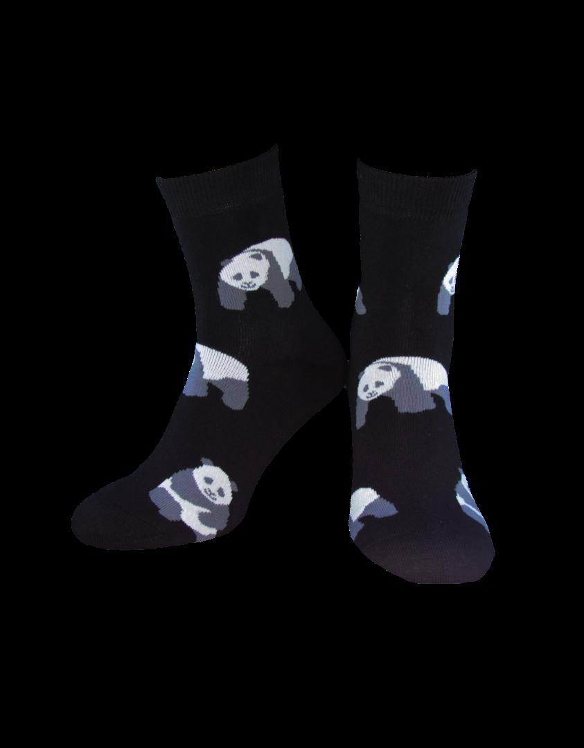Носки женские Легка Хода 5344 Черные