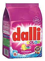Безфосфатний пральний порошок 16 прань Dalli Color