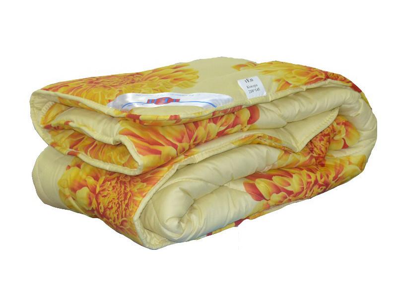 Одеяло закрытое овечья шерсть (Поликоттон) Двуспальное T-51025