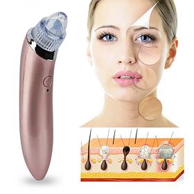 Аппарат для вакуумной очистки лица от угрей и черных точек XN-8030   Уход за кожей лица