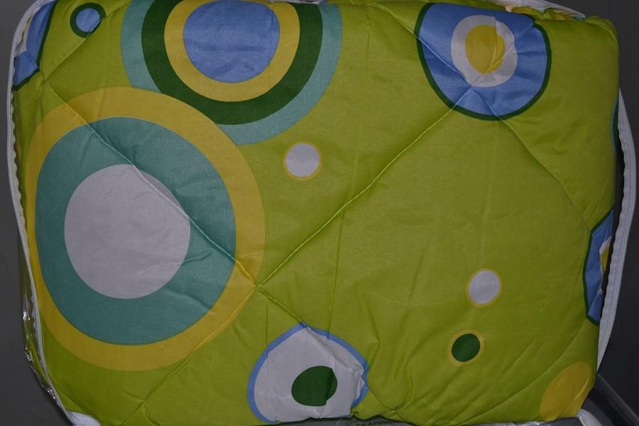 Одеяло закрытое овечья шерсть (Поликоттон) Двуспальное T-51035