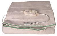 Электропростынь Electric blanket 5712 150х115 см, белая