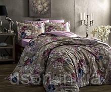 Комплект постельного белья Tac сатин digital семейный Jasmine