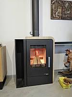 Кафельная печь на дровах, каминофен Haas+Sohn Nordby ., фото 1