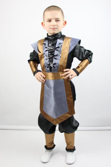 Карнавальный костюм Самурай для мальчиков 5-8 лет