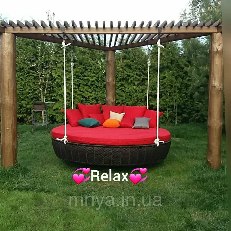 Подвесная кровать relax