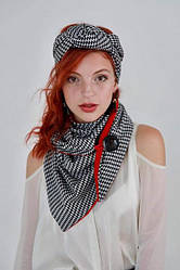 """Теплі шарфи """"Единбург"""""""