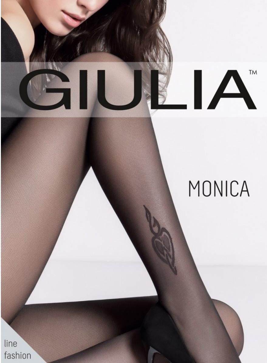 Колготки женские Джулия MONICA 40 (2) nero