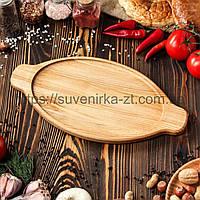 Деревянная менажница. Доска для подачи. (A01011), фото 1