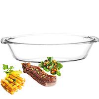 Овальная форма из жаропрочного стекла для запекания (23,5*13*5 см. 650 мл.)