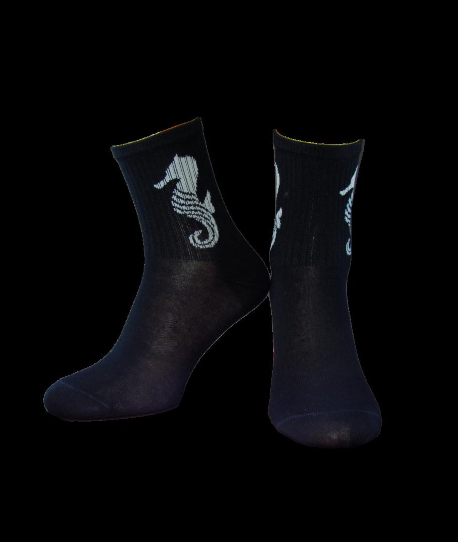 Носки женские Лонкаме 1052 005 Черные