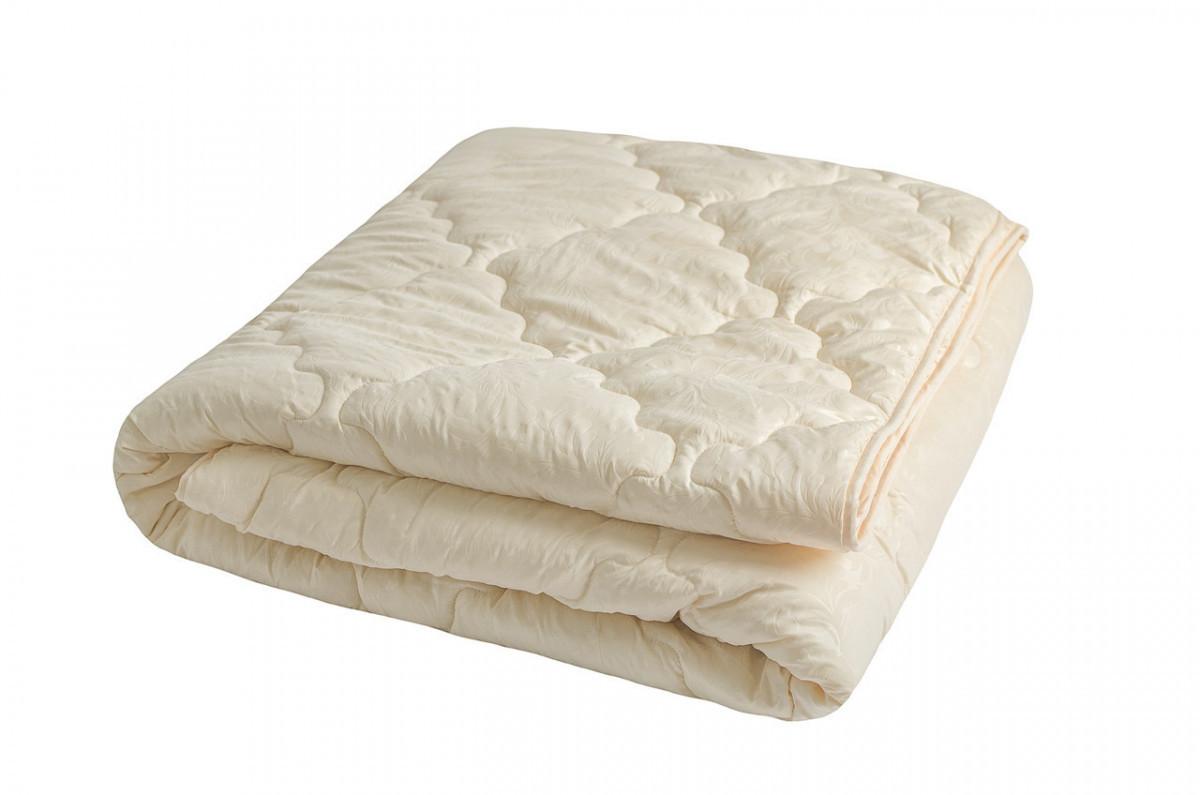 Одеяло летнее холлофайбер одинарное однотонное с узором (Микрофибра) Двуспальное Евро T-54837
