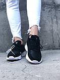 Кроссовки Adidas Falcon Black White, кроссовки адидас фалкон (41,42,44 размеры в наличии), фото 3