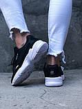 Кроссовки Adidas Falcon Black White, кроссовки адидас фалкон (41,42,44 размеры в наличии), фото 4