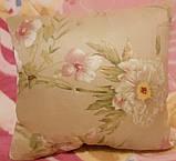 Силіконова подушка від українського виробника 50х50 см T-54788, фото 9