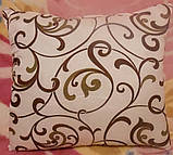 Силиконовая подушка от украинского производителя 50х50 см T-54794, фото 10
