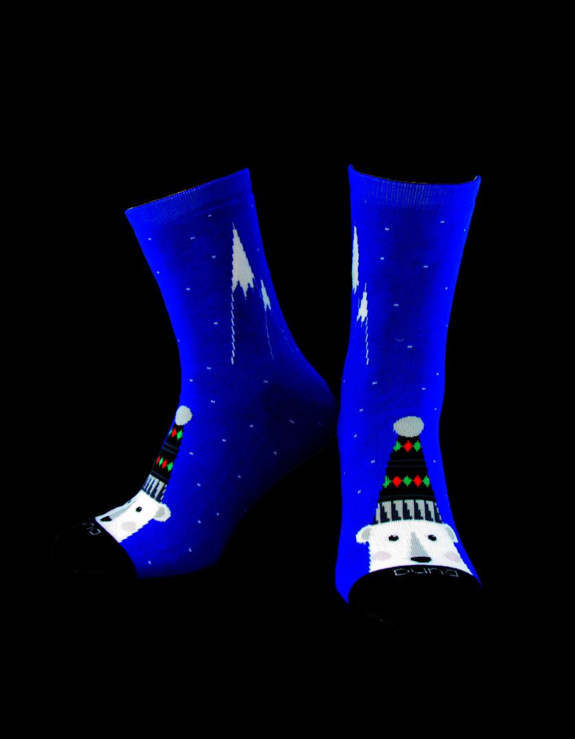 Носки женские Дюна 3099 Синий