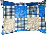 Силіконова подушка від українського виробника 50х70 см T-54795, фото 8