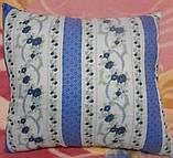 Силіконова подушка від українського виробника 70х70 см T-54784, фото 5