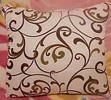 Силіконова подушка від українського виробника 70х70 см T-54784, фото 10