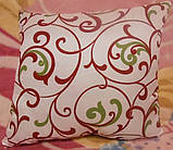 Силіконова подушка від українського виробника 70х70 см T-54790, фото 3