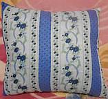 Силиконовая подушка от украинского производителя 70х70 см T-54790, фото 5