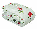 Силиконовое одеяло двойное (поликоттон) Двуспальное T-54745, фото 6