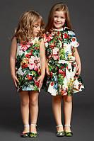 Красивые платья для девочек от 92 см до 164