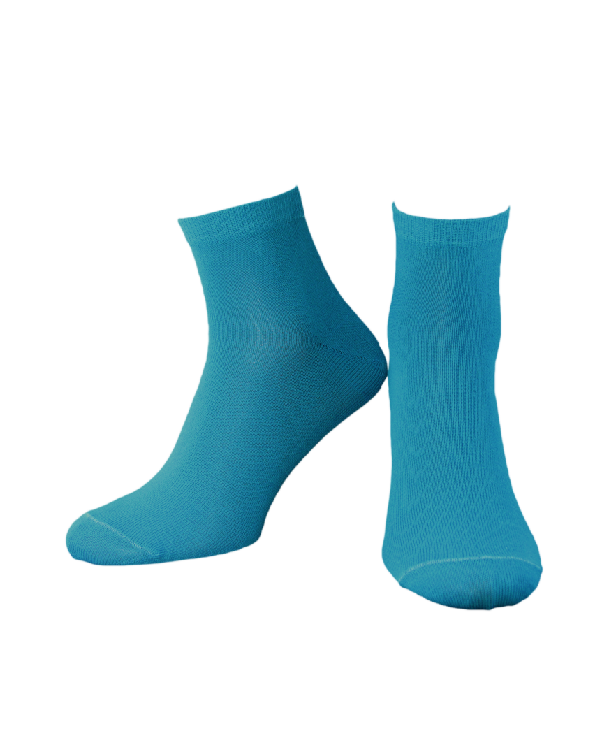 Носки женские Олми 3311 001 Бирюзовые