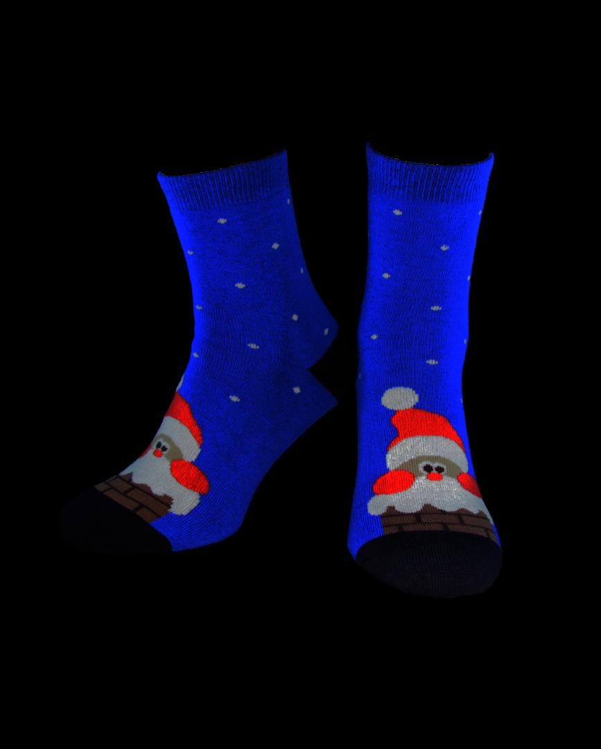Носки женские Легка Хода 5316 Маринэ-Голубые