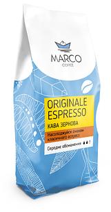 Кава зернова Marco Coffee ORIGINALE ESPRESSO 250 г (ORIGINALE ESPRESSO зерн)