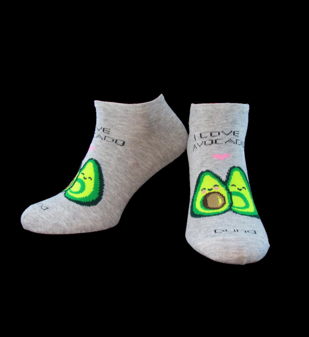 Носки женские Дюна 8018 Светло-серые