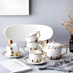 Чайні та кавові сервізи