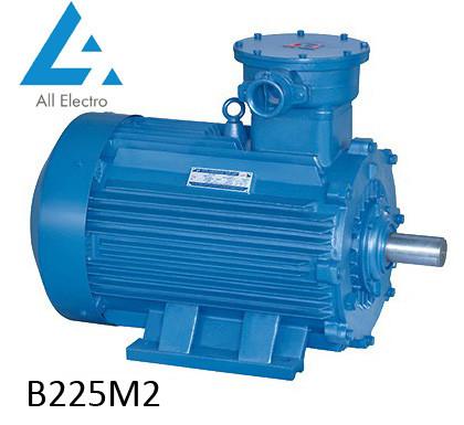 Вибухозахищений електродвигун В225М2 55кВт 3000об/хв