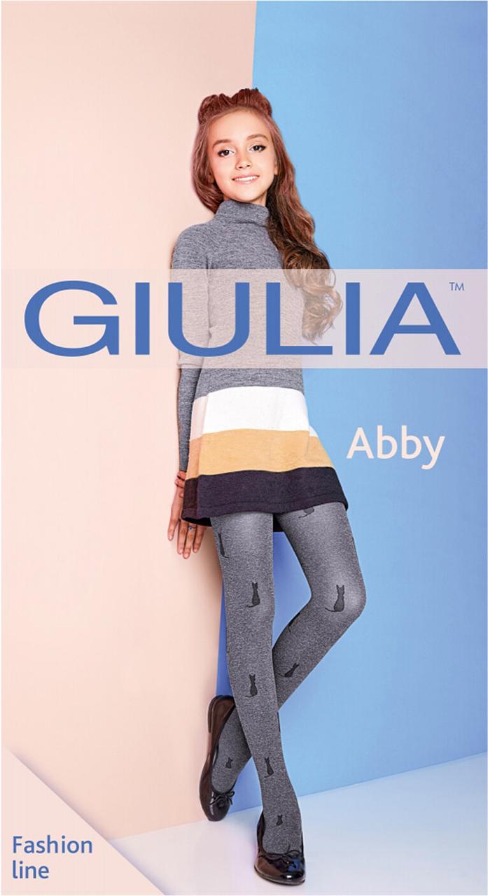 Детские колготки Джулия ABBY 60 (2) light grey