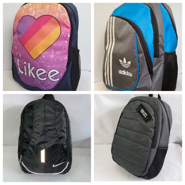 Рюкзаки спортивные от 135 до 175грн.