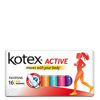 Гигиенические тампоны Kotex Active Normal 16 шт.