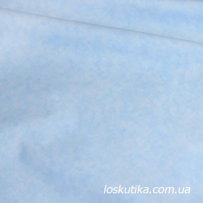 56006 Голубой фон. Фоновые ткани для хобби. Американский хлопок.