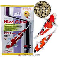 Корм для карпов Кои Hikari Friend Medium (5-5.5мм) на развес