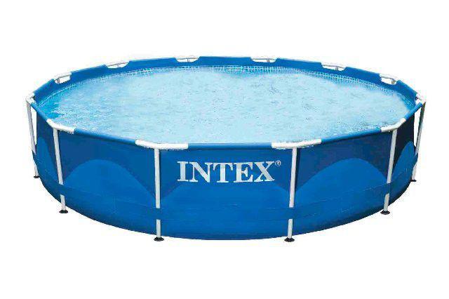 Бассейн каркасный Intex 6503л / 366*76 см